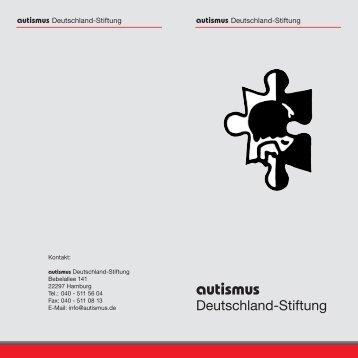 Autismus Deutschland Stiftung - Autismus Köln-Bonn eV