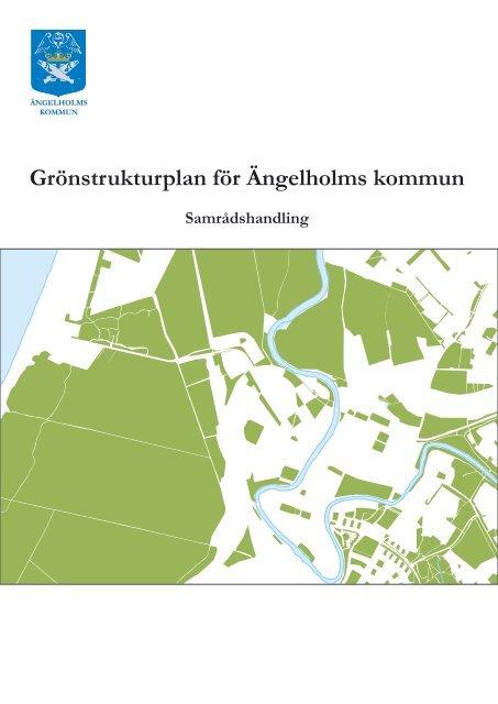 Gronstrukturplan For Angelholms Kommun V 2 26 39 Mb