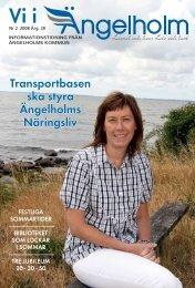 Vi i Ängelholm nr 2, 2008.pdf - Ängelholms kommun