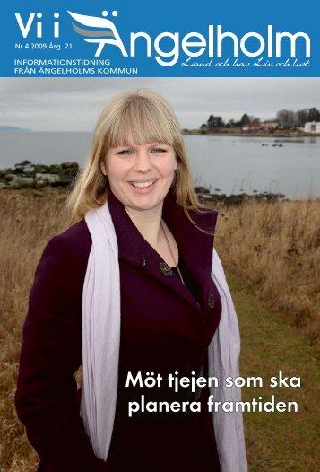 Vi i Ängelholm nr 4, 2009.pdf - Ängelholms kommun