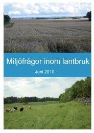 Miljöfrågor inom lantbruk, 4,3 MB - Ängelholms kommun