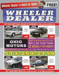 Wheeler Dealer 06-2015