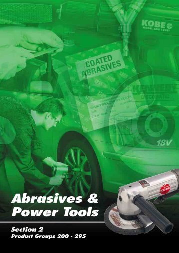 Abrasives & Power Tools - Who-sells-it.com