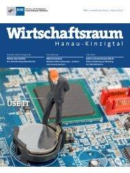 IHK Wirtschaftsraum: Ausgabe Februar