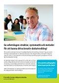 Arbetslagsledarfolder - Lärarfortbildning - Page 2