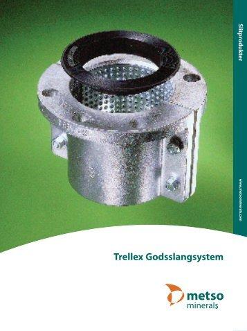 Trellex Godsslangsystem - Metso