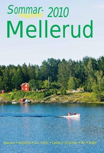 Sommar- magasinet 2010 - Melleruds Nyheter