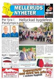 st - Melleruds Nyheter