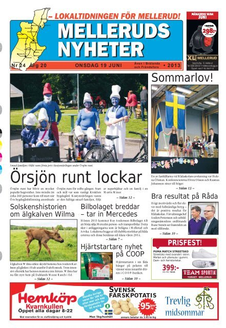Birgit Lundstrm, Oxgatan 28, Mellerud | omr-scanner.net