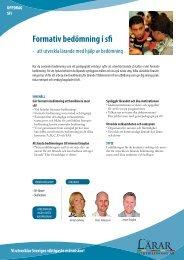 Sfi Formativ bedömning H.pdf - Lärarfortbildning