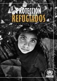 La Protección de los Refugiados y el Papel del ACNUR (2009)