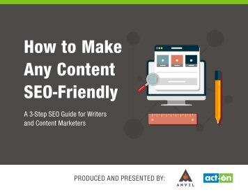 How to Make Any Content SEO-Friendly