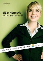 Välkommen till Liber Hermods! – hos oss når du dina mål