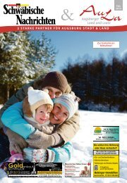 Schwäbische Nachrichten & AuLa - Ausgabe 1