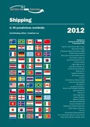 Getting the Deal Through 2012 - Setterwalls