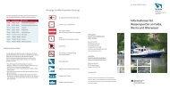 Informationen für Wassersportler an Fulda, Werra und Weser