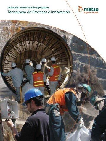 Industrias mineras y de agregados - Metso