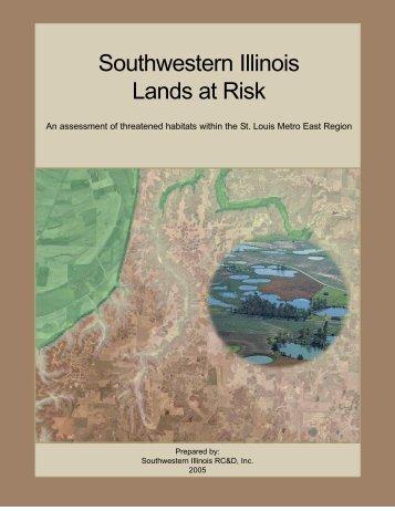 Southwestern Illinois Lands at Risk - HeartLands Conservancy