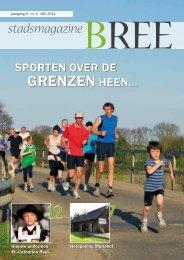Stadsmagazine mei 2011 - Stad Bree