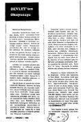 DEVLET'ten Okuyucuya - Page 3