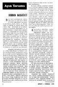 DEVLET'ten Okuyucuya - Page 4