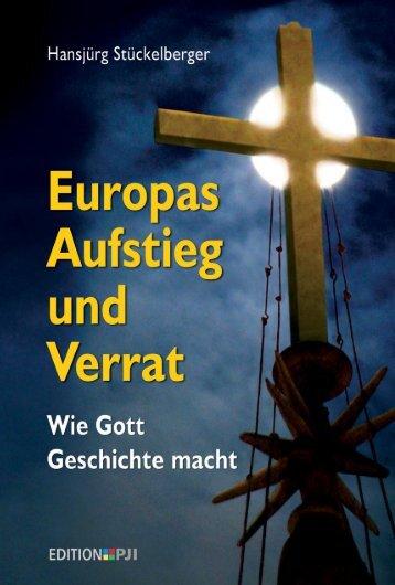 Europas Aufstieg und Verrat
