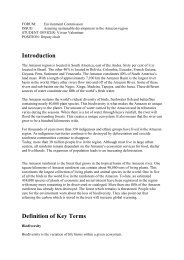 Introduction Definition of Key Terms - munol