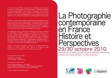 photographie contemporaineV4web.pdf - Histoire culturelle et ...