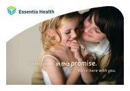 Here - Essentia Daily Dose - Essentia Health