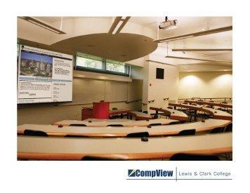 Lewis & Clark College - CompView.com