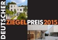 Deutscher Ziegelpreis 2015