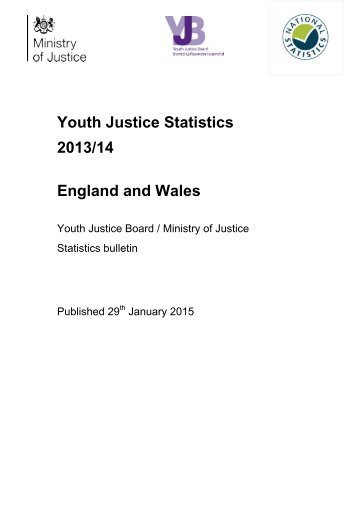 youth-justice-annual-stats-13-14