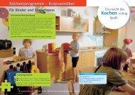 Kochen richtig Kochen - Elementarbereich-Roth