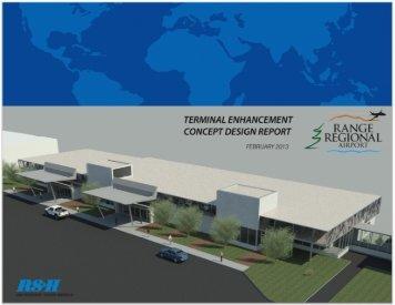 Range Regional Airport – Passenger Terminal ... - Minnesota Senate