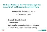 Download Referat (PDF 153 kb) - Appenzeller Suchtsymposium