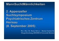 Download Referat - Appenzeller Suchtsymposium