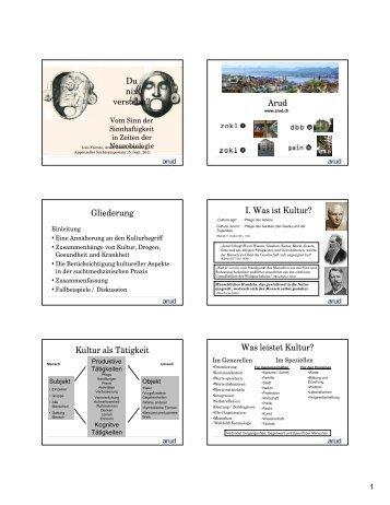 Download Referat (PDF, 532 KB) - Appenzeller Suchtsymposium
