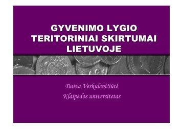 Verkuleviciute D - Gyvenimo lygio teritoriniai skirtumai Lietuvoje.pdf
