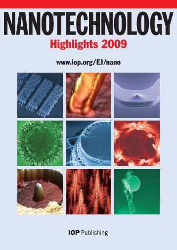 Highlights 2009 - Institute of Physics