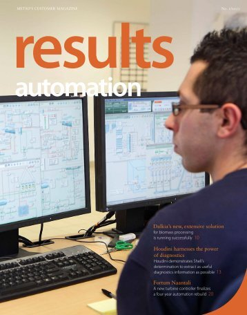 Results Automation - Metso