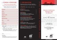 informazioni > scheda iscrizione corsoavanzatoalexande ... - Micerium