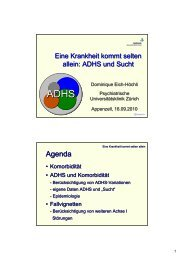 Download Referat (PDF, 444 KB) - Appenzeller Suchtsymposium