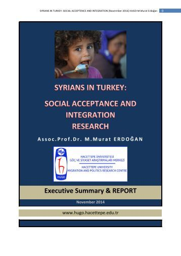HUGO-REPORT-SyriansinTurkey