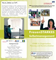 flyer selbstmanagement 12_04_2010.qxp - Integration Eschweiler