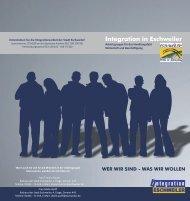 Wirtschaft und Beschäftigung - Integration Eschweiler