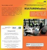 flyer kulturenladen2.qxp - Integration Eschweiler