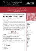 International Offsets 2002 Offsets 101 - SMi Online - Page 5