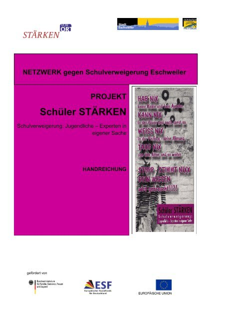PROJEKT Schüler STÄRKEN - Integration Eschweiler