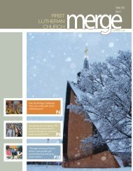 Merge: Winter 2012