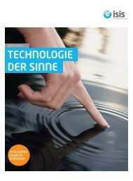 ISI001 RZ Broschüre_dt_II_04.indd - isis - sensorial materials